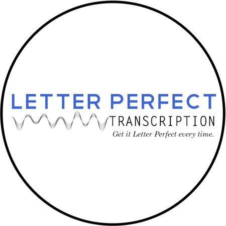 Letter Perfect Transcription